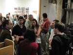 Horacio Sardín conversa con los ganadores